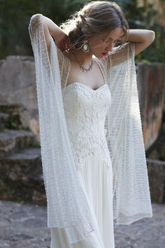BHLDN Summer Collection | Wedding Dresses | Bridal Musings Wedding Blog 10