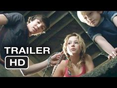The Hole Official Trailer #1 (2012) - Looks like a good combination of scary and silly