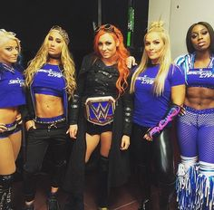 #survivorseries #teamblue