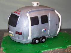 Airstream Trailer Cake by Touch of Pink
