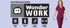 WonderWork Scrubs Australia