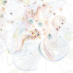 Mapas olfativos de @katemclean- http://sensorymaps.com/