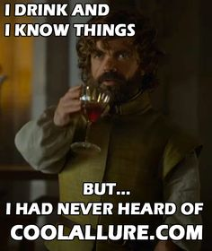game of thrones, Peter Dinklage, Tyrion Lannister, coolallure Spam, Latest Fashion Trends, Cool Stuff, Stuff To Buy, Cave, Bb, Beauty Hacks, Places To Visit, Technology