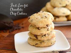 The Best Low-fat Chocolate Chip Cookies, Part Deux