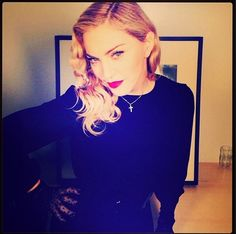 Madonna - Celebrity Social Media Pics