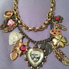 Limited edition Betsy Johnson necklace Never worn brand new Betsy Johnson necklace. Hardware is beautiful and is just put together perfectly to make this gorgeous necklace!  Limited edition! Betsey Johnson Jewelry Necklaces