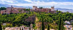 Orient v španielskej Granade