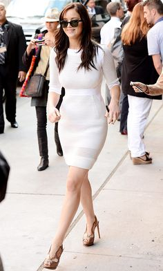 Jennifer Lawrence's Style Evolution: September 9, 2012