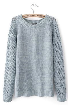 Beautiful hollow sweater