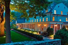 Glenn Close house,Bedford,NY