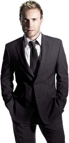 Gary Barlow - The man I love since my childhood days. Take That still rock!