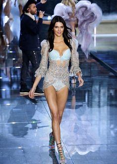 Victoria's Secret Fashion Show 2015 - Kendall Jenner