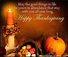 Happy Thanksgiving Quotes Thanksgiving Is A Time For Family And Friendsget Together And