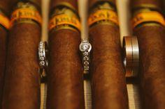 Wedding Rings and Cuban Cigars
