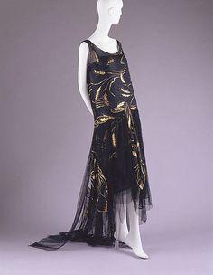 Dress  1920-1923  The Metropolitan Museum of Art