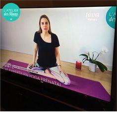 yoga prénatal grossesse vidéos