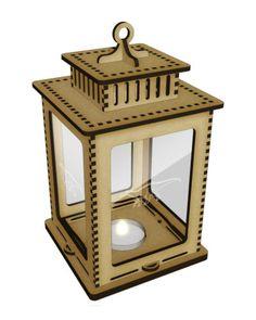 Candle Lantern Tea Light holder