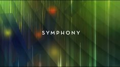 Josh Groban - Symphony (Official Lyric Video)