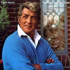 May 29th, 1973; Dean Martin's new LP 'Sittin' On Top Of The World' is released. (The cover photo is taken by his son Ricci.)