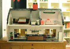 Ten June: Loving... A Designer Dollhouse