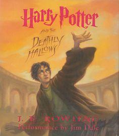Harry Potter And The Deathly Hallows (Audio Book) by J.K. Rowling [http://affiliates.abebooks.com/c/148058/77416/2029?u=http%3A%2F%2Fwww.abebooks.com%2Fservlet%2FBookDetailsPL%3Fbi%3D17001807318]