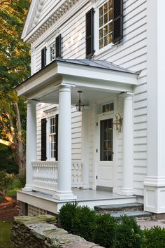 Portico | Peter Zimmerman Architects