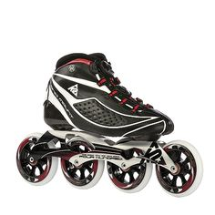 Not all race skates are created equally and the Pro Longmount is a tribute to that. This carbon fiber, cuffless skate is heat moldable while still being a fraction of the price of a full custom skate. Skate Man, Speed Skates, Sports Training, Survival Gear, Ice Skating, Carbon Fiber, K2, Baby Strollers, Fitness Products