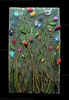 Это замечательные и уютные работы от итальянской художницы Микелы Буфалини ( Michela Bufalini ). Какой-то свой, абсолютно авторский взгляд на самую обычную гальку. Она…