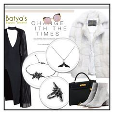 Batya's Beauty Jewelry :) by sabine-rose on Polyvore featuring Posh Girl, Lilly e Violetta, Gianvito Rossi, Hermès and Fendi See more of Batyas Jewelry on: www.etsy.com/shop/batyas
