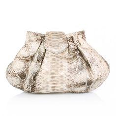 DESIREE LAI Tasche: Gypsy Python Bag Nature Silver — Fashionette.de  DESIREE LAI bag: Gypsy Python Bag Nature Silver — Fashionette.de