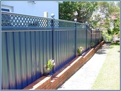 Supernormal Building A Wood Privacy Fence
