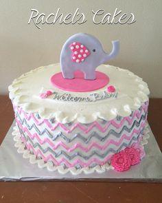 Calumet Bakery Two Tier Buttercream Graduation Cake With