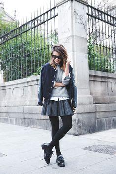 Get Schooled in a Varsity Jacket (via Bloglovin.com )