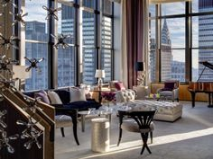Check Into The New York Palace's Lavish 'Jewel' Suite For $25,000 A Night