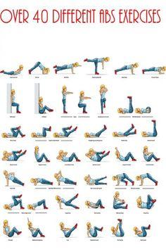 Abs exercices