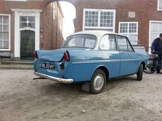 Daf 600. 1963 and still first owner!!