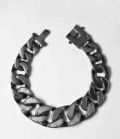Womens Ariel Necklace (Hematite) | ALLSAINTS.com