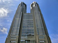 Tokyo Government office building