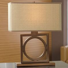 Glass table lamps seeded and amber on pinterest studio integrity table lamp jcpenney aloadofball Gallery