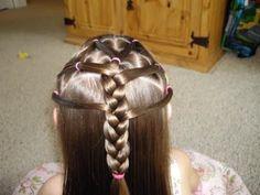 peinados para niñas- imagenes - Buscar con Google