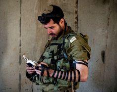 IDF soldier tefillin siddur Alexi Rosenfeld, IDF Spokesperson's Unit