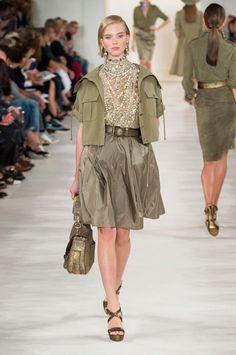 Défilé Ralph Lauren Collection printemps-été 2015 Prêt-à-porter | Le Figaro Madame