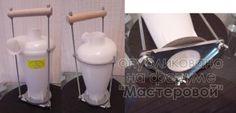 Циклон для домашней мастерской (циклонный фильтр для пылесоса)