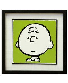 #CharlieBrown #Art wall art, charliebrown art, art prints, charli brown, framed art, frame art, brown frame, art horizon, charlie brown