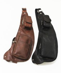 Hey, I found this really awesome Etsy listing at https://www.etsy.com/listing/226923936/vintage-leather-chestbag-backpack