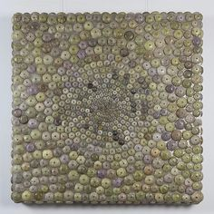 Sea urchins wall panel by Respiga ecodesign