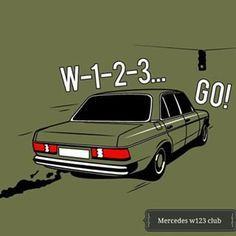 w123 mercedes coupes cartoon ile ilgili görsel sonucu