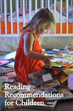 Jahjong: Recommended Reading List for Children