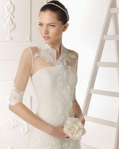 Bride Dress 2013: Aire Barcelona