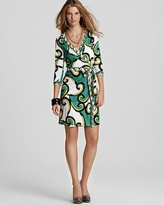 Dvf Wrap Dresses At Macy's Wrap Dress